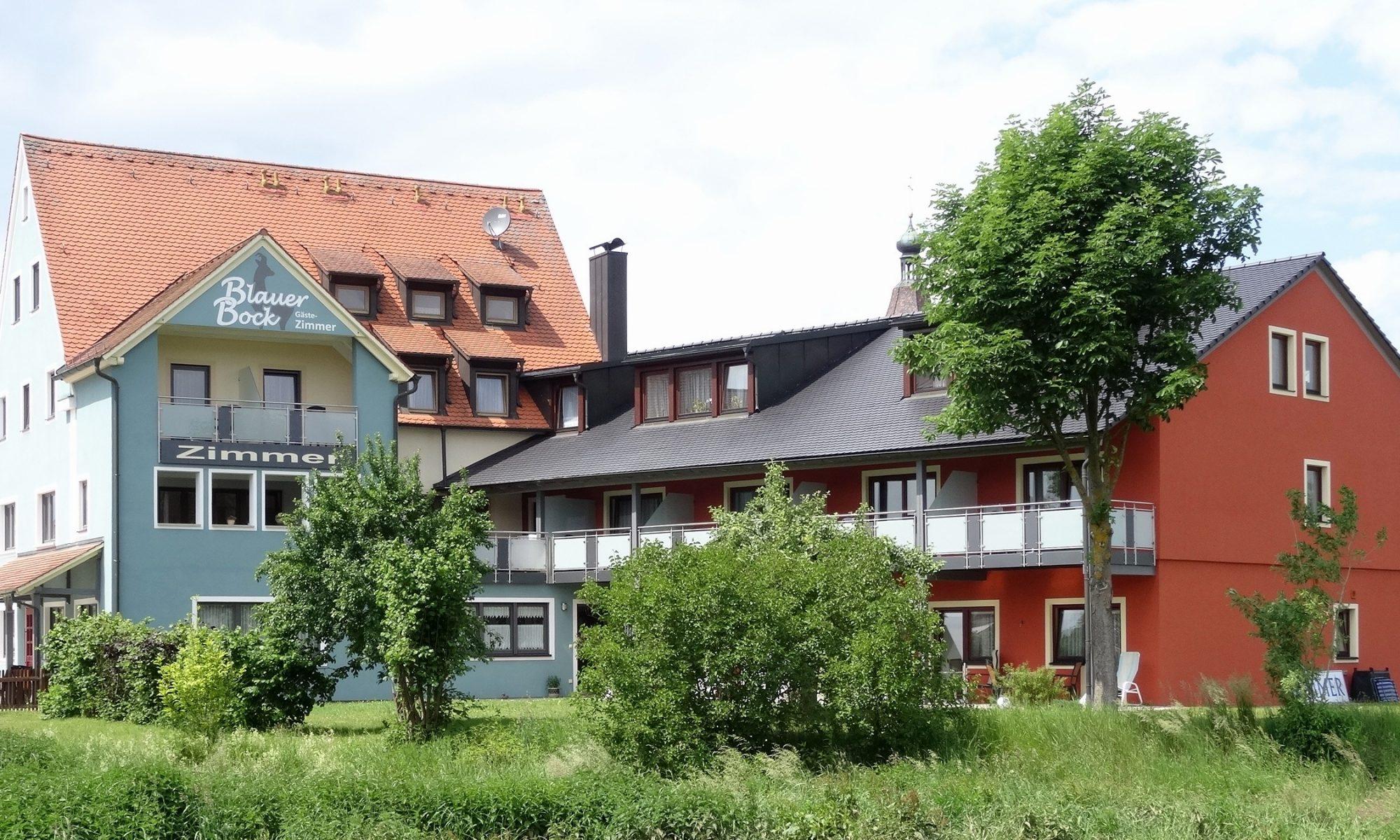 Blauer Bock - Hotel Garni